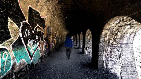 Atractivos Túnel El Tinoco